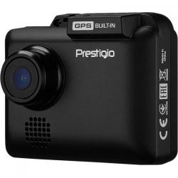Camera video auto Prestigio RoadRunner 410GPS, 2.0inch, Black