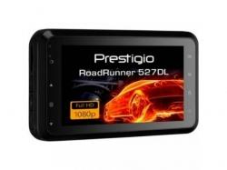 Camera video auto Prestigio RoadRunner 527DL, Full HD, 3inch, Black