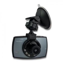 Camera video auto Qoltec 50224, Full HD, 2.7inch, Black-Grey