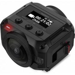 Camera video sport Garmin VIRB 360, Ultra HD 4K, Black