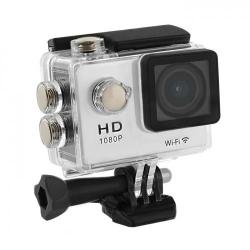 Camera Video Sport Qoltec 50220 Waterproof, 2.0inch, Full HD, Silver