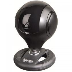 Camera web Hama Spy Protect USB Black 53950