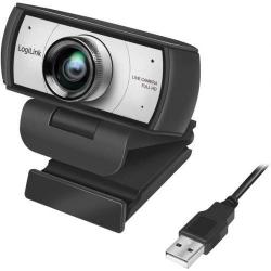 Camera Web LogiLink UA0377, USB, Black