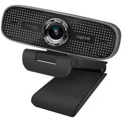 Camera Web LogiLink UA0378, USB, Black