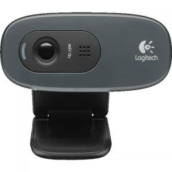Camera Web Logitech C270, black