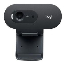 Camera Web Logitech C505 HD, USB, Black