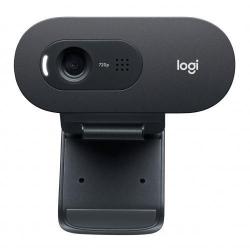 Camera Web Logitech C505e HD, USB, Black