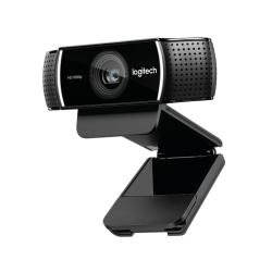 Camera Web Logitech Pro Stream C922, Black