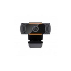 Camera web Well 1080p, cu microfon, WEBCAM-101BK-WL