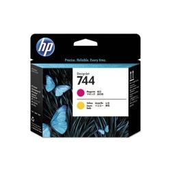 Cap printare HP 744 MAGENTA - YELLOW  F9J87A