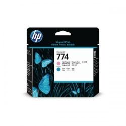 Cap Printare HP 774 LGT MAG/LGT CYAN - P2V98A
