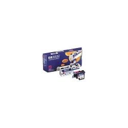 Cap printare HP 80 Magenta + Cleaner - C4822A