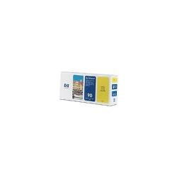 Cap printare HP 90 Yellow + Cleaner - C5057A