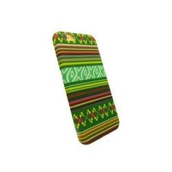 Carcasa de protectie spate din Textil Serioux 03 pentru iPhone 6/6S, Multicolor