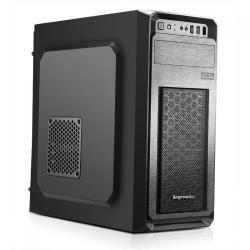 Carcasa Segotep S1-BK-500, fara sursa, Black