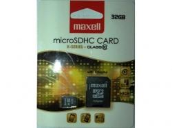 Card memorie 32GB microSDHC Clasa 10 cu adaptor pentru SD