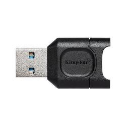 Card Reader Kingston MobileLite Plus, USB 3.2 Gen 1, Black