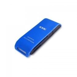 Card reader SSK SCRM331 USB 3.0