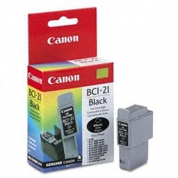 Cartus Cerneala Canon BCI-21BK Black - BEF47-0821500