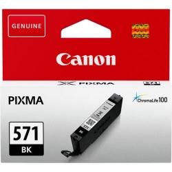 Cartus Cerneala Canon CLI-571BK Black - BS0385C001AA