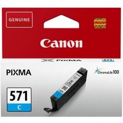 Cartus Cerneala Canon CLI-571C Cyan - BS0386C001AA