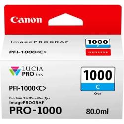 Cartus Cerneala CANON PFI-1000C CYAN - BS0547C001AA
