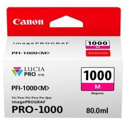 Cartus Cerneala CANON PFI-1000M MAGENTA - BS0548C001AA