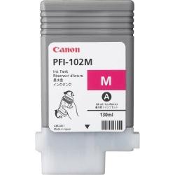 Cartus Cerneala Canon PFI-102 Magenta - CF0897B001AA