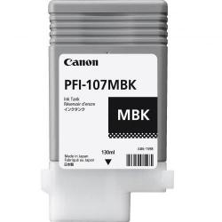 Cartus Cerneala Canon PFI-107 Matte Black CF6704B001AA