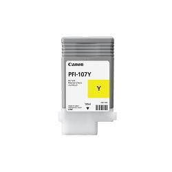 Cartus Cerneala Canon PFI-107 Yellow CF6708B001AA