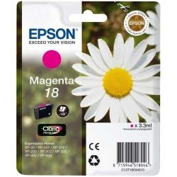 Cartus Cerneala Epson 18 Magenta - C13T18034010