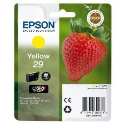 Cartus Cerneala Epson 29 Yellow  C13T29844010
