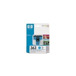 Cartus cerneala HP 363 Cyan - C8771EE