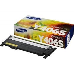 Cartus Toner Samsung CLT-Y406S Yellow