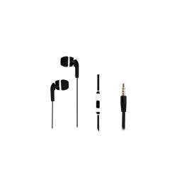 Casti cu microfon LogiLink HS0050, Black