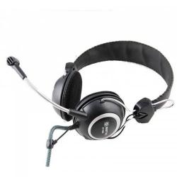 Casti cu microfon Somic ST-818, Black