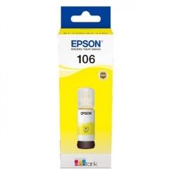 Cerneala Epson 106 Yellow C13T00R440