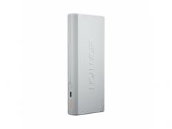 Baterie portabila Canyon CPBF100W, 10000mAh, 2x USB, White