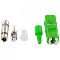Conector optic 4World 08668 SC/APC, 0.9mm