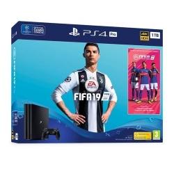Consola Sony Playstation 4 Pro 1TB + FIFA 19