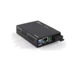 Convertor FE la FO, SM WDM B, 20Km, unmanaged | CTC Union | FMC-10/100W/SC20B