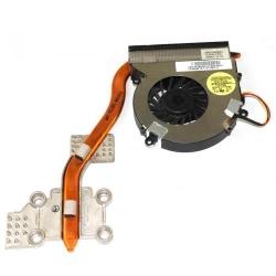 Cooler CPU Notebook Acer Aspire 5520G AT01O000600, radiator + ventilator
