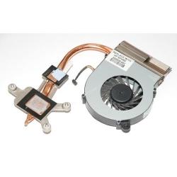 Cooler CPU Notebook HP Compaq CQ42 AMD 606609-001, ventilator + radiator