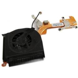 Cooler CPU Notebook HP Compaq Presario F500 AMD 434746-001, ventilator + radiator