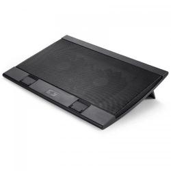 Cooler Pad Deepcool Wind Pal FS pentru laptop de 17inch, Black