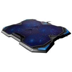 Cooler Pad Tracer TRASTA46098, 17inch, Black