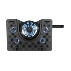 Cooler Pad Trust GXT 1125 Quno, 17.3inch, Black