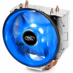 Cooler procesor Deepcool GAMMAXX 300B, 120mm, Blue