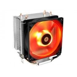 Cooler procesor ID-Cooling SE-913-R iluminare rosu, Black