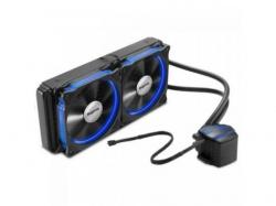 Cooler procesor Segotep Water Cooler Halo 240 Blue